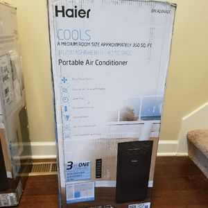 Air conditioner brand Haier for Sale in Nashville, TN