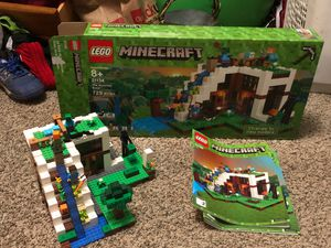 Minecraft set 21134 for Sale in Saint Paul, MN