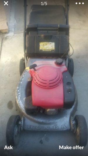 Honda law mower for Sale in Altadena, CA