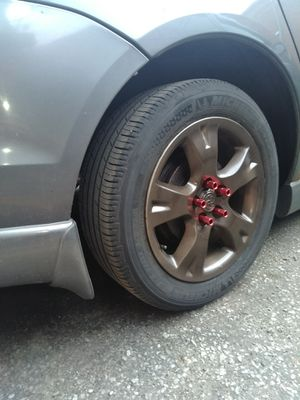 Toyota matrix xr wheels /rims corolla xrs rims 5x100 for Sale in Cleveland, OH