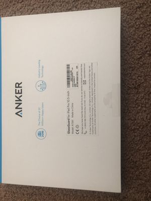 New Anker iPad Pro 10.5 Glass Screen Protector for Sale in San Diego, CA