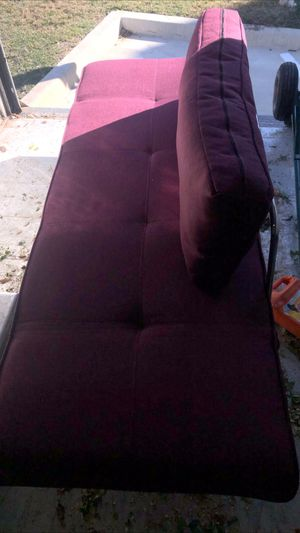 Futon for sale #furniture #householdapplicances #iphone #cars #nike for Sale in Dallas, TX