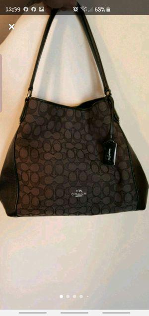 COACH Edie Bag 31 #36466 large for Sale in Shalimar, FL