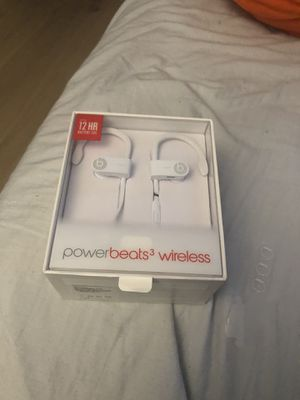 Power beats 3 wireless for Sale in Austin, TX