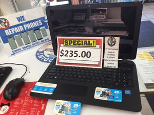 HP notebook for Sale in Los Angeles, CA