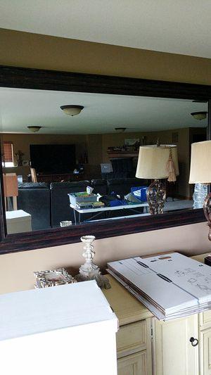 Big wall mirror for Sale in Wichita, KS