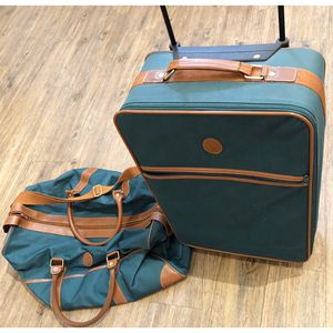 VINTAGE RALPH LAUREN POLI ROLLER LUGGAGE & DUFFLE BAG LUGGAGE for Sale in Tempe, AZ