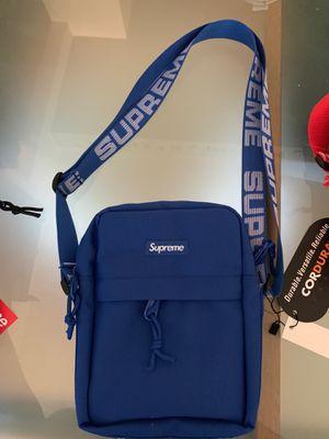 Supreme shoulder bag blue for Sale in The Bronx, NY