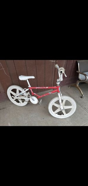 1987 schwinn predator freestyle bike for Sale in Sunnyvale, CA