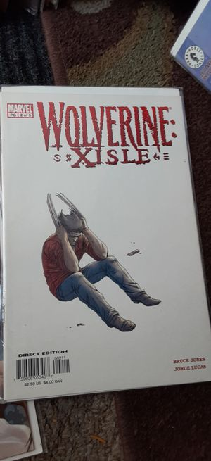 Wolverine comic book for Sale in Tracy, CA