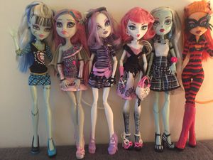 Monster High Dolls collectible for Sale for sale  East Brunswick, NJ