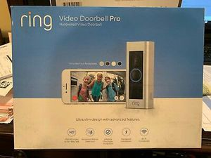 FREE NEW RING VIDEO DOORBELL for Sale in Las Vegas, NV
