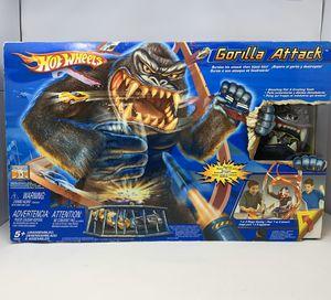Hot Wheels Gorilla Attack Track 2005 Mattel H2247 for Sale in El Monte, CA