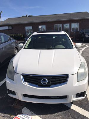 2007 Nissan Maxima 3.5SE for Sale in Greenville, SC