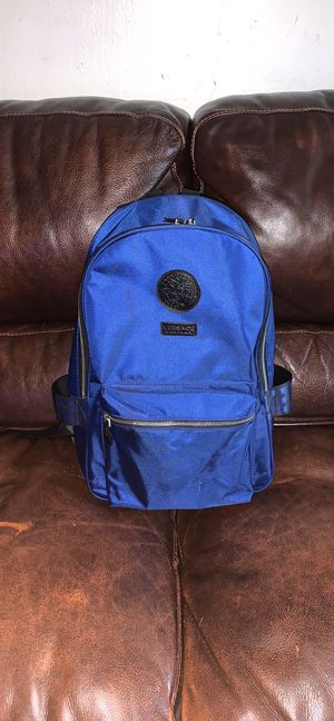New Royal Blue Versace Backpack for Sale in Brooklyn, NY