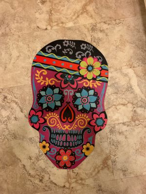 Sugar skull kitchen Matt for Sale in Columbus, OH