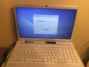 Sony vaio laptop for Sale in Newark, CA