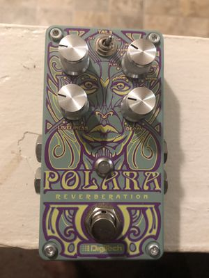 Digitech Polara Reverb Guitar Pedal for Sale in Seattle, WA