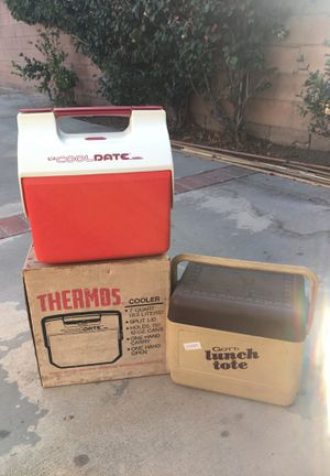 Lunch boxes - Lunch Totes - Thermos for Sale in Alhambra, CA