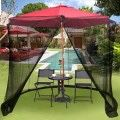 Outdoor umbrella tent table screen mosquito bug free insect net for Sale in Washington, DC