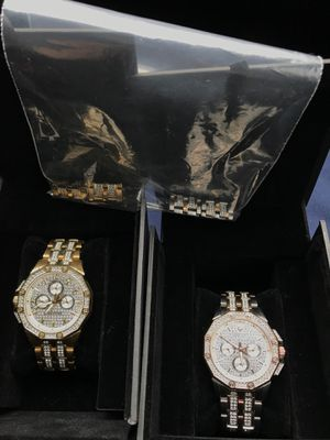 BRAND NEW BULOVA WATCHES FROM ZALES for Sale in Joliet, IL
