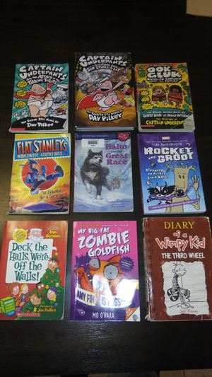 25 Chapter Books Easy Readers for Sale in Port St. Lucie, FL