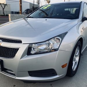 2012 Chevy Cruze W/ 97k Miles for Sale in Whittier, CA