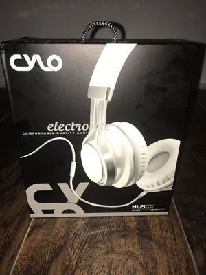 NEW Cylo Electrolyte Headphones for Sale in Plano, TX