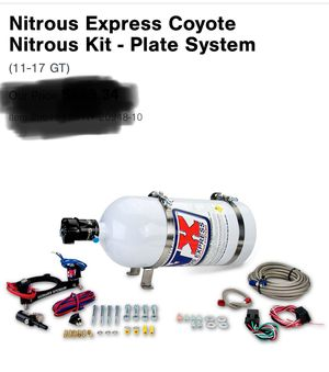 Nitrous wet plate system. for Sale in East Peoria, IL