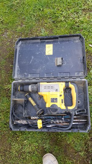 Rotary hammer 1 3/4 for Sale in Seattle, WA