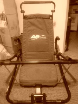 Ab Lounger for Sale in Taunton, MA