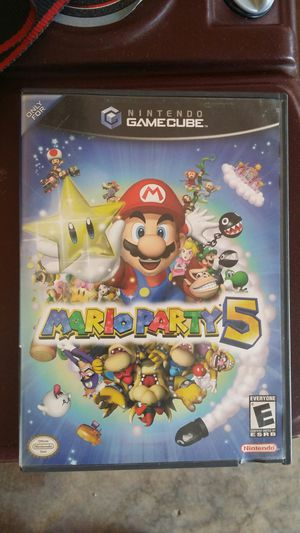 🎉🎊Mario party 5 🎉🎊 for Sale in Glendale, AZ