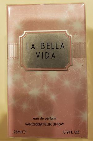 New sealed LA BELLA VIDA spray EDP 0.9 fl oz for Sale in Southfield, MI