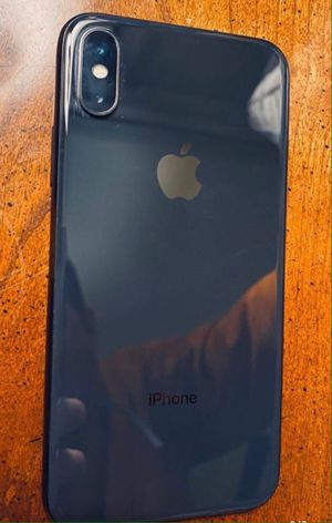Unlocked iphone x for Sale in Memphis, TN