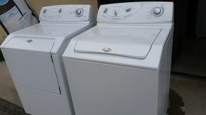 maytag washer and dryer the set only for $450 only today for Sale in Bakersfield, CA