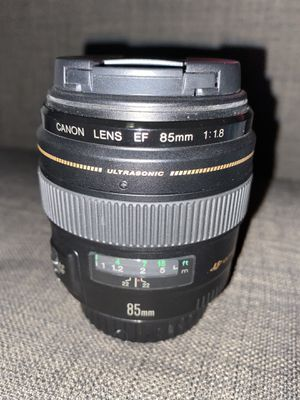 Canon 85mm 1.8 for Sale in Portland, OR