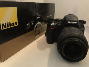 Nikon D5100 for Sale in Orlando, FL