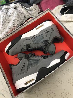 jordan 4 cool grey size 11 mens for Sale in San Jose, CA