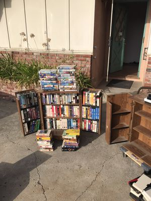 Free VHS tapes ***FREE*** for Sale in La Mesa, CA