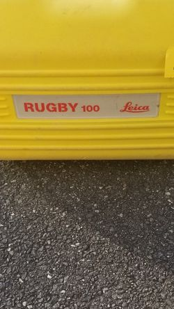 Rugby 100 Lazer Level for Sale in Lake Forest Park,  WA