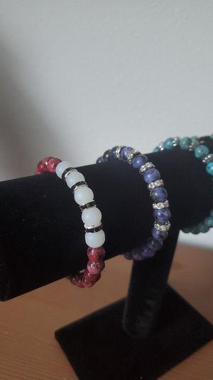 Agate bracelets handmade for Sale in Seattle, WA