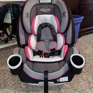 Graco 4ever All-In-One Convertible Carseat for Sale in Houston, TX