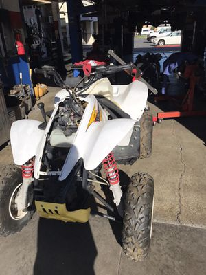 01 Polaris trailblazer 250 atv for Sale in Cypress, CA