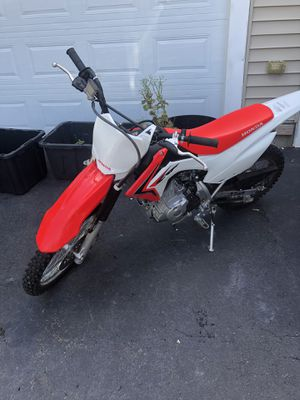 2 2018 Honda crf dirt bikes 125 and 150f for Sale in Lynn, MA