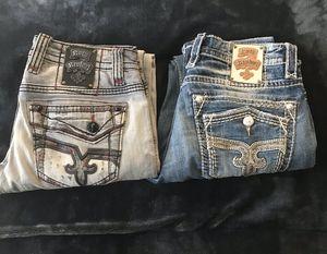 Men's Rock Revival Jeans for Sale in Lodi, CA