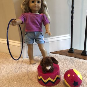 American Girl Circus Performance Set for Sale in Leesburg, VA