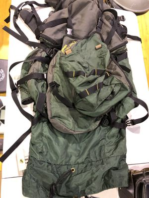 camp trails wilderness backpack for hiking/camping for Sale in Chandler, AZ
