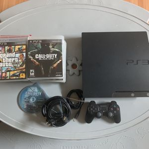 Ps3 and games for Sale in Westminster, CA