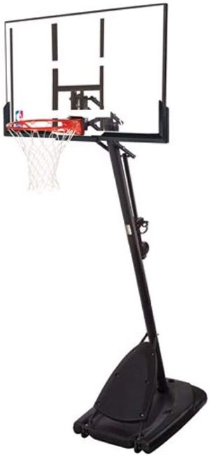 "✅✅ NEW Spalding- 54"" Portable Angled Basketball Hoop with Polycarbonate Backboard✅✅ for Sale in Chandler, AZ"