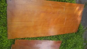 Teak plywood from old Chris craft. Great for art or furniture build. for Sale in Austin, TX